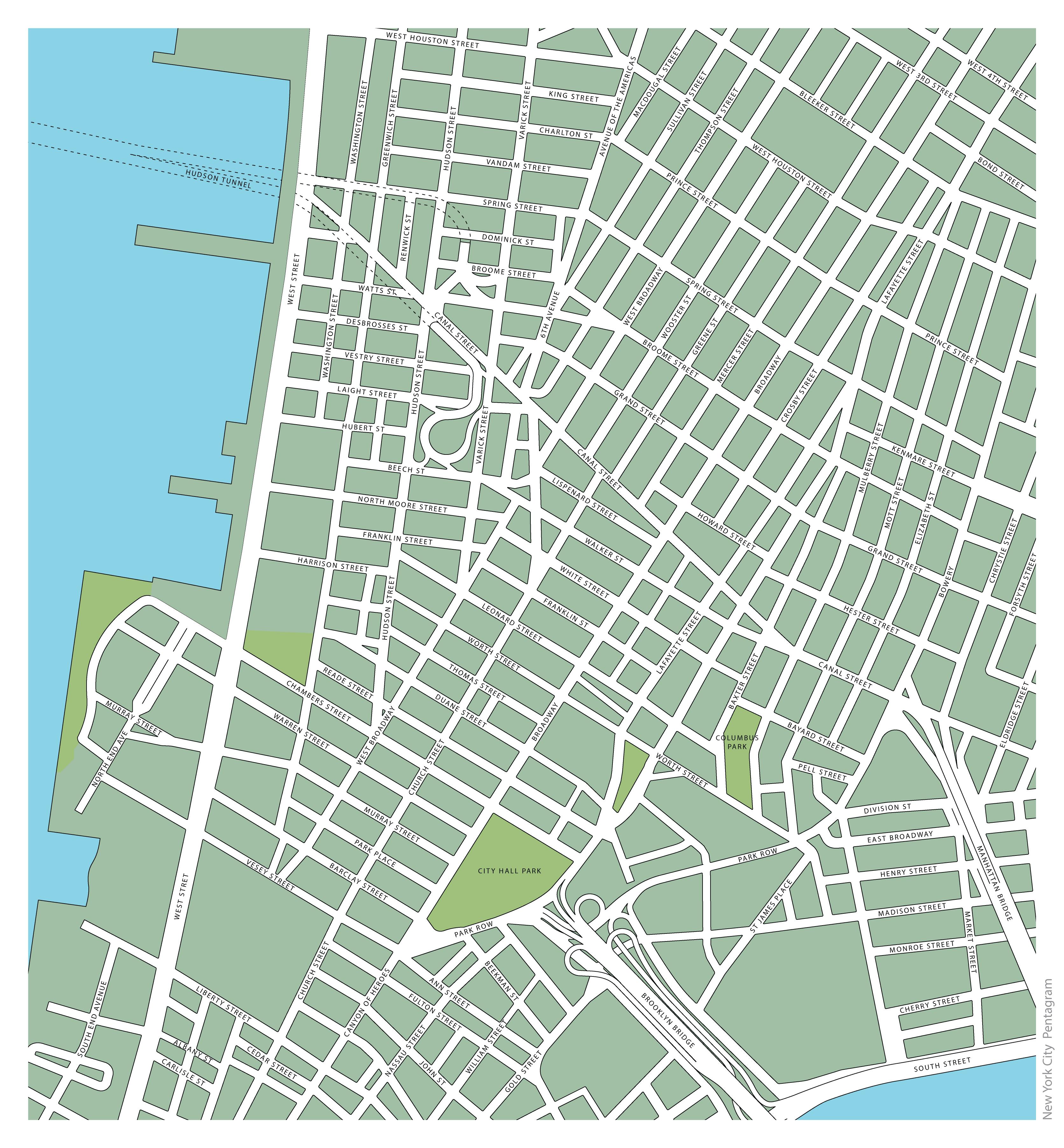 NYCmap